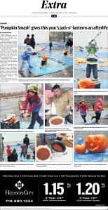 Nov 2 Pumpkin Smash