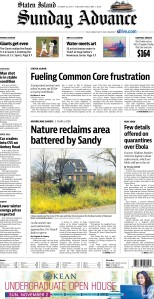 Oct. 26 Sunday Advance